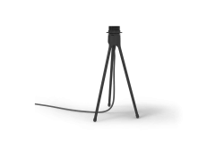 VITA Tripod Table Svart