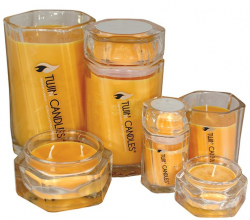 Twin Candles Exotic Passion
